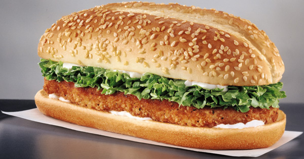 Burger King Original Chicken Sandwich